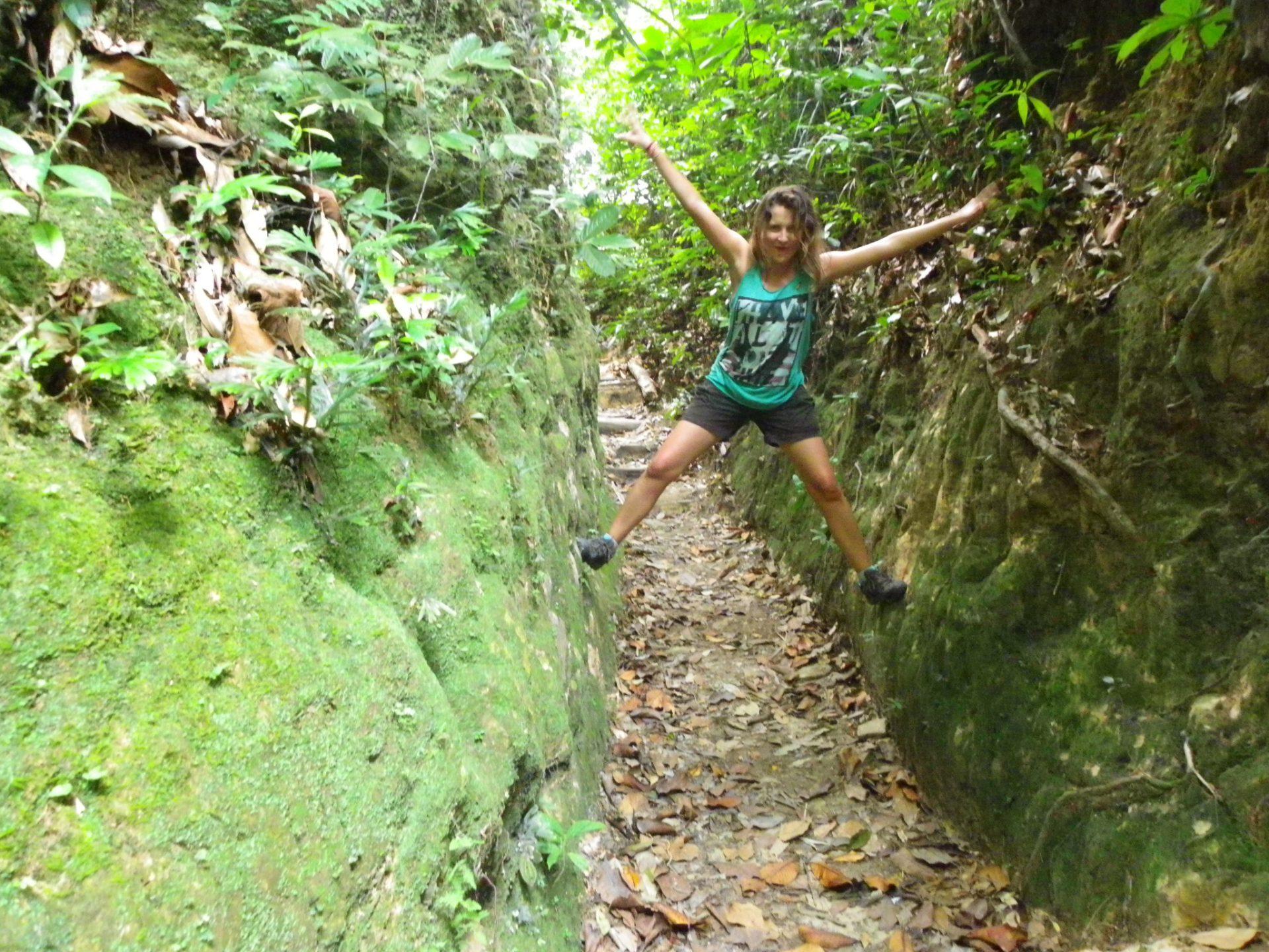Parque Nacional de Penang. Malasia