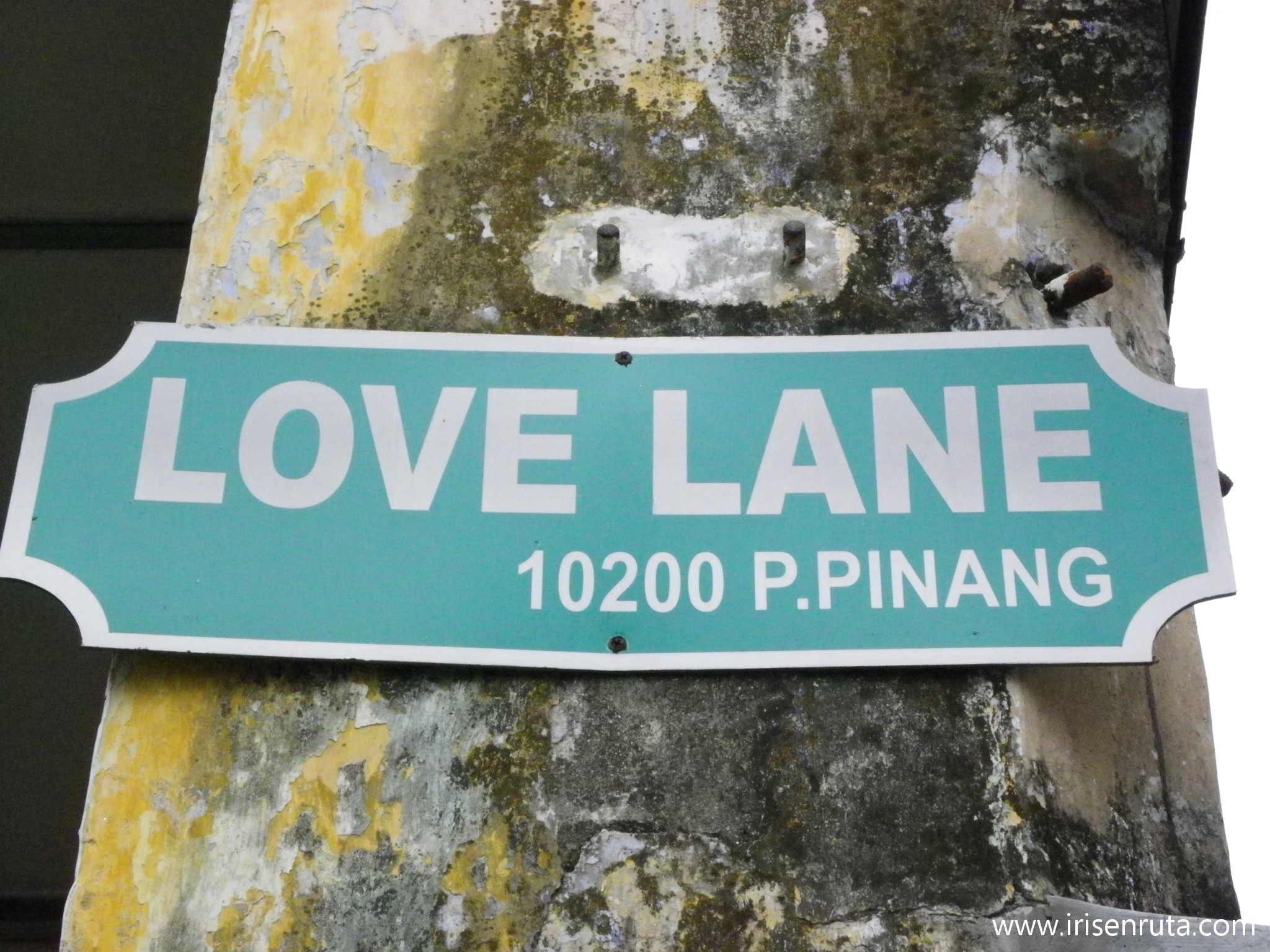 La calle del amor