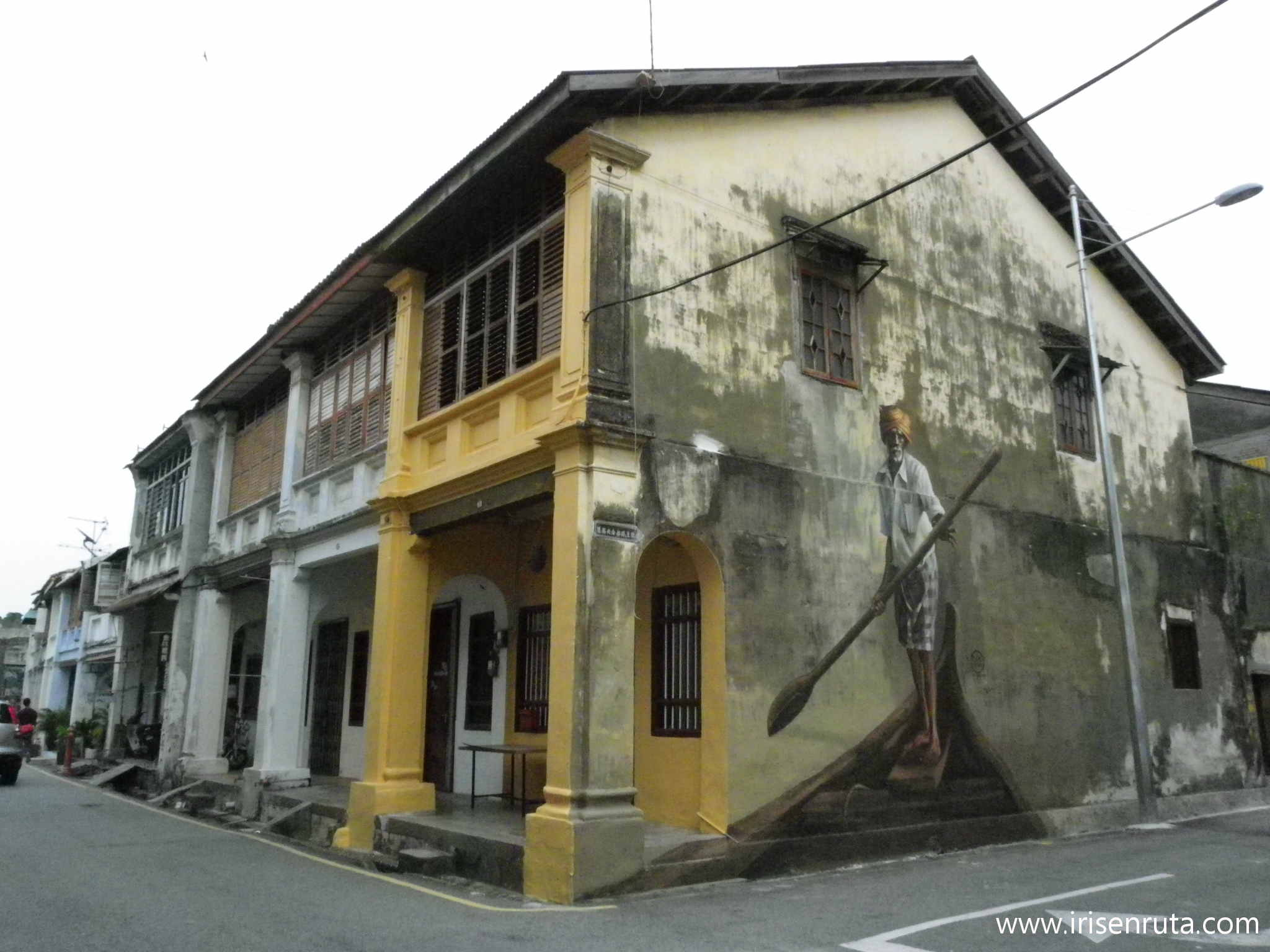 Clockwise Hostel, el lugar donde me hospedé